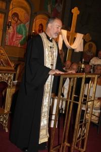 2014 Prayer Evening at St. Luke's Antiochian Orthodox Church, Garden Grove